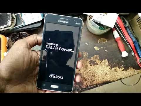 Samsung Grand Prime 4G G531F Restart Problem Solve