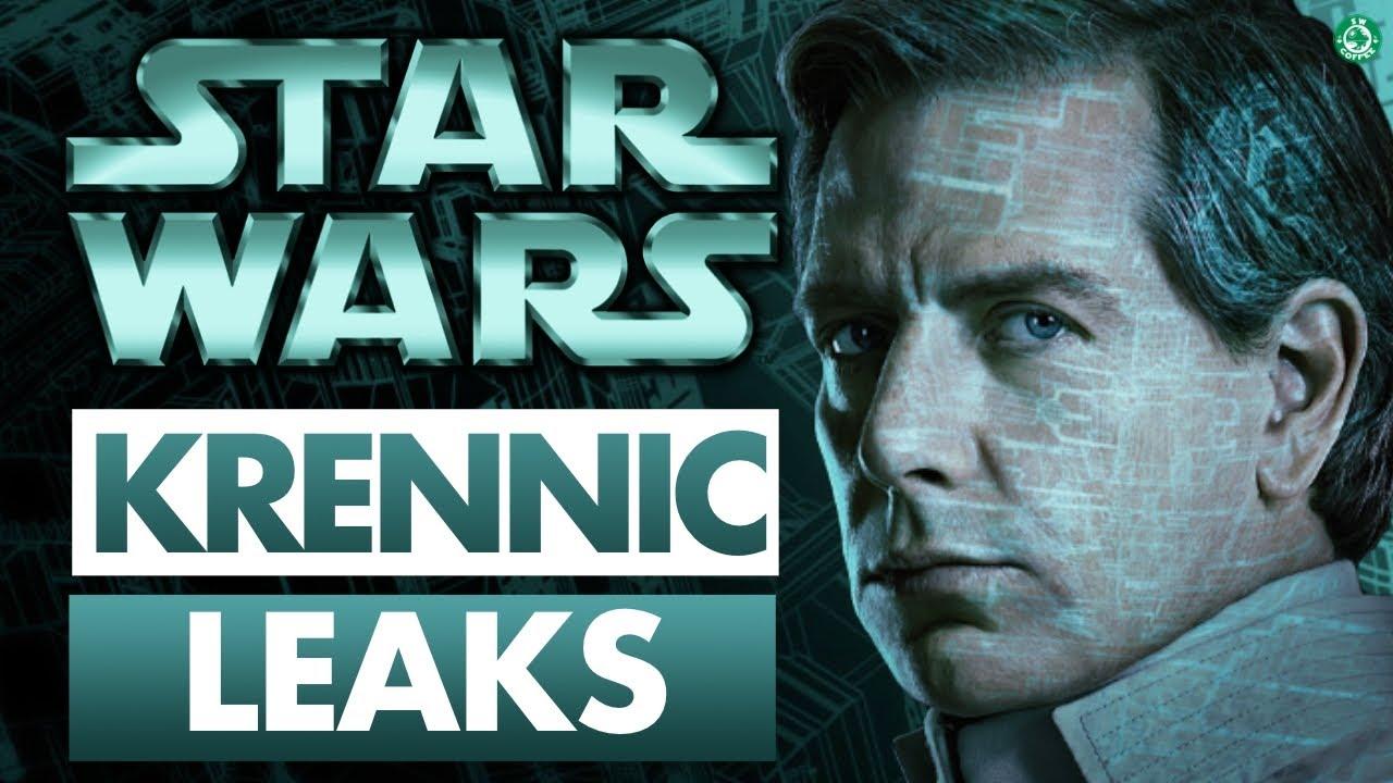 Orson Krennic Leaks for Cassian Andor Star Wars Disney+ Series!