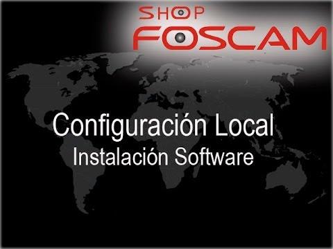 Configuración Foscam 2 - Instalación software IP camera Tool