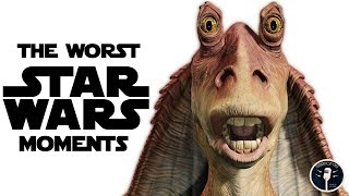 What's The Worst Moment In The History Of Star Wars? - Morning Coffee