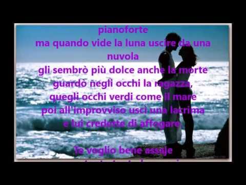Caruso ( Karaoke ) - Andrea Bocelli Instrumental
