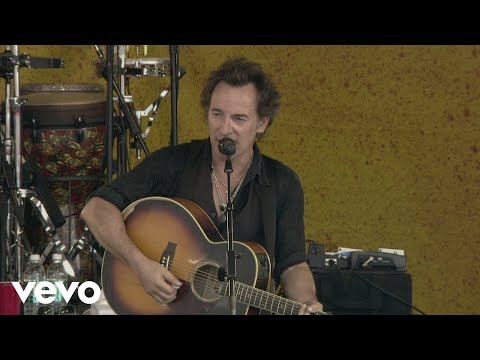 bruce springsteen how can a poor man stand such times and live bruce springsteen version