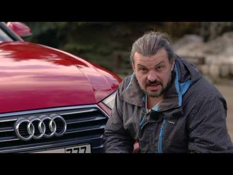 Наши тесты. Вып. 928. Audi A4