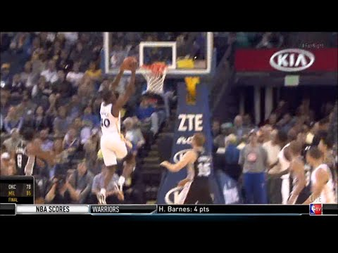 Warriors 2014-15 Season: Game 7 vs. Spurs