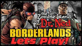 Borderlands The Zombie Island Of Dr Ned