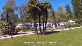 Camping Delta Tessin - Bumblebee Quadcopter Tarot Gimbal DJI Naza