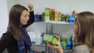 Шампуни и маски для волос TianDe подкрались с камерой, TianDe Samara(Питательная маска для волос