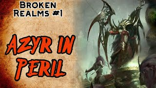 The Foundations of Betrayal - Broken Realms: Morathi #1