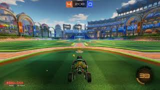 Rocket league The Scarab is OP