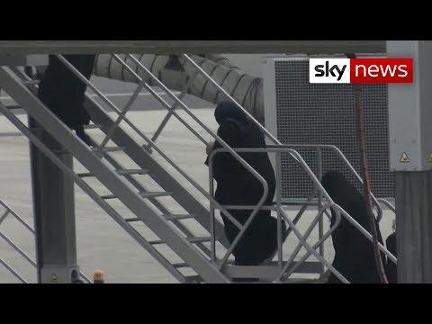Turkey deports British