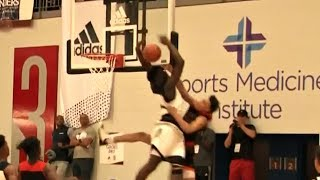 Zion Williamson BLOCK of the YEAR - Full Highlights vs Game Elite 2019