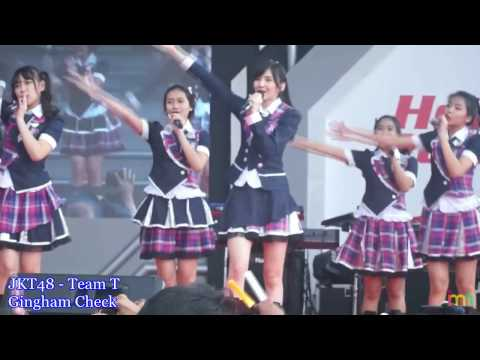 [Oshi Cam] Christy JKT48 Team T - Gingham Check @ Honda Day ICE 20161029