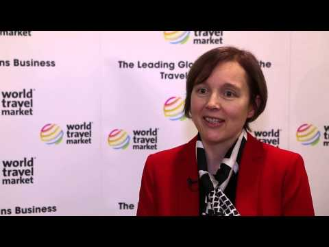 Caroline Bremner, Head of Travel and Tourism Research, Euromonitor International | WTM 2014
