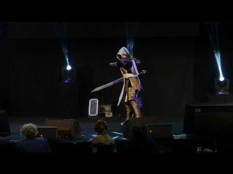 related image - HeroFestival 2016 - Marseille - Concours Cosplay - 16 - Diablo 3 - Tyrael