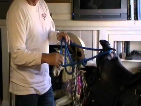 Learning Horse rein control by Practice - Soft Hands Exercise- Rick Gore Horsemanship