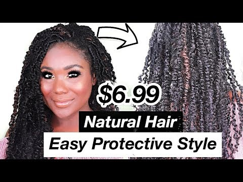 easy-natural-hairstyles---passion-twists-tutorial-i-crochet-4c-hair-protective-style-i-rose-kimberly