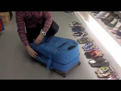 Gravis Trekker Rolling Luggage, Travel Bag - Overview