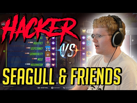 HACKER WRECKED BY PRO 6 STACK! ft. Seagull, DSPStanky, Moonmoon [Multi-Perspective]