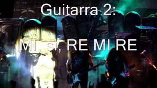 Mago De Oz - Satania - Tutorial (Notas para flauta y/o violín)