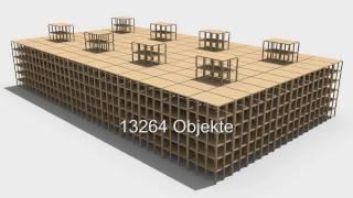Blender Physics Animation HD