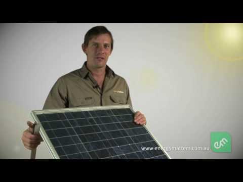 Solar Workshop – Solar Panel Basics