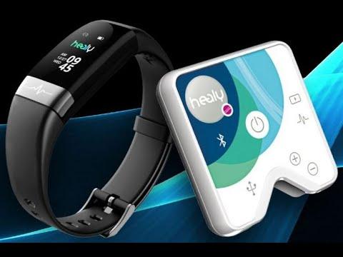 Healy - A combination of health & wellness innovation & technology.