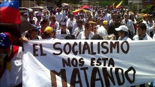 Como o socialismo destruiu a Venezuela.