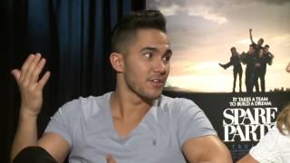 Spare Parts: Carlos Penavega & Alexa Penavega Official Movie Interview