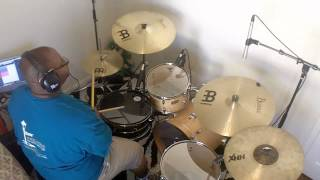 Bishop Eddie L. Long/ New Birth Total Praise Choir - Suddenly (Drum Cover)