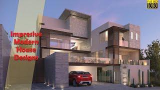Impressive Modern House Designs