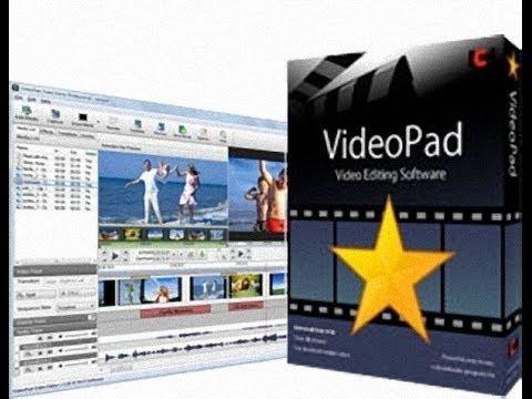 Где скачать VideoPad Video Editor на русском!? - YouTube