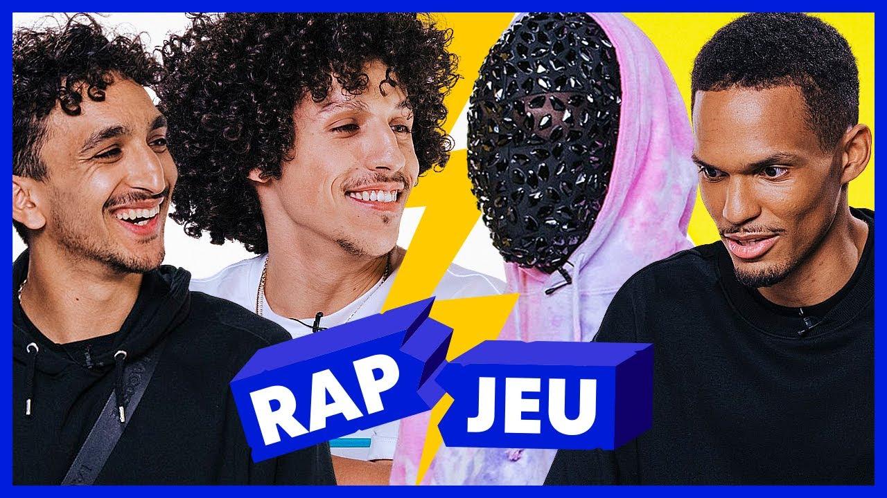 Rilès & Younes vs Le Motif & Heezy Lee - Rap Jeu #30