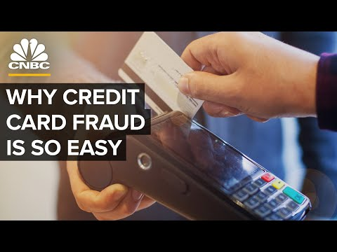 Why Credit Card Fraud Hasn't Stopped In The U.S.