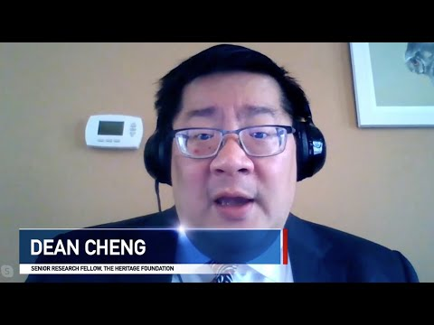Dean Cheng: China Was