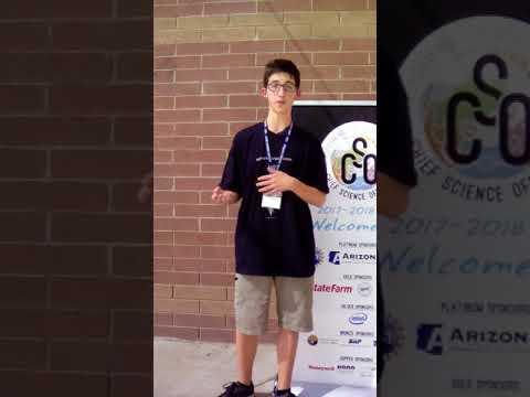 Jeffrey Shepherd Junior High in Arizona