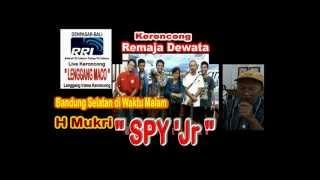 "Bandung Selatan di Waktu Malam - H Mukri."" SPY"