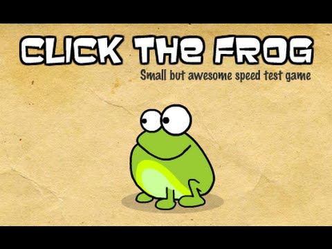 Click the Frog Full Gameplay Walkthrough