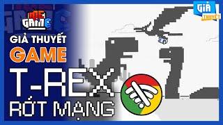 Giả Thuyết Game: Khủng Long Rớt Mạng | Chrome Dino Game - meGAME