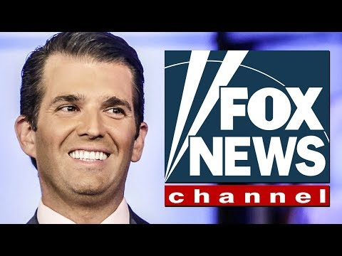 fox reporter dating trump jr
