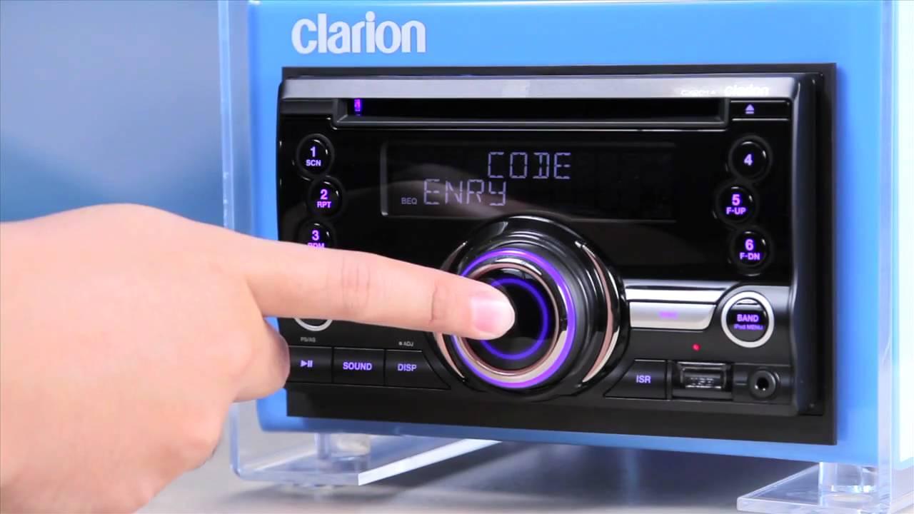 clarion cx501