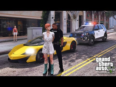 GTA 5 MODS LSPDFR 883 - CITY PATROL!!! (GTA 5 REAL LIFE PC MOD) 4K 60FPS