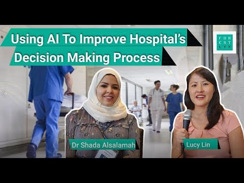 [Innovation 101] Using Artificial Intelligence (AI) To Improve Hospital's Decision Making Processes