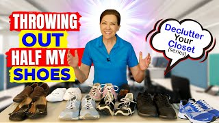 I'm Throwing Out Half My Shoes…