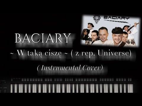 Baciary W Taka Cisze Z Rep Universe Instrumental Cover Weselne Biesiadne Youtube