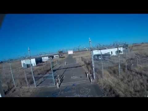 Abandoned Mather Base