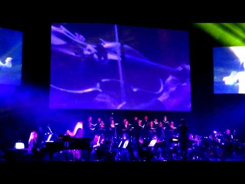 Final fantasy - Video Games Lives - Palais des Congrès - Paris 2014