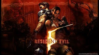 Resident Evil 5 SpeedRun NG+ Any% [PS4]