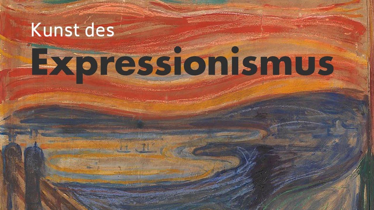 Kunst Des Expressionismus Wassily Kandinsky Youtube
