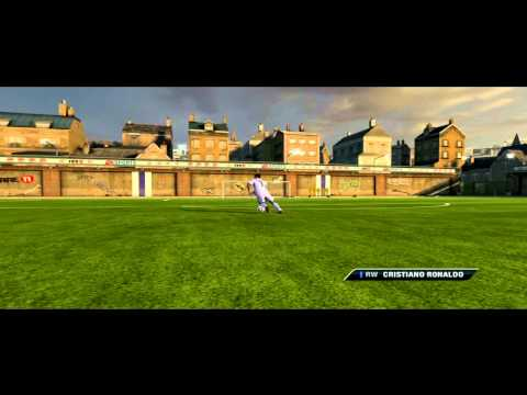 FIFA 11 Rabona Shot And Backheel Tutorial
