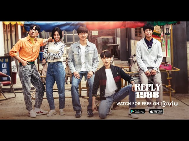 Reply 1988 | Trailer with Eng Subs